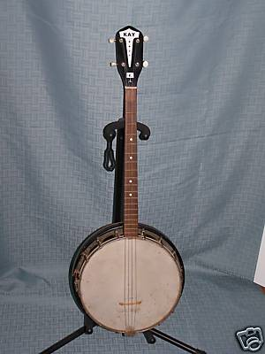 My Banjos Over The Years – Scott Anthony Banjo/Guitar
